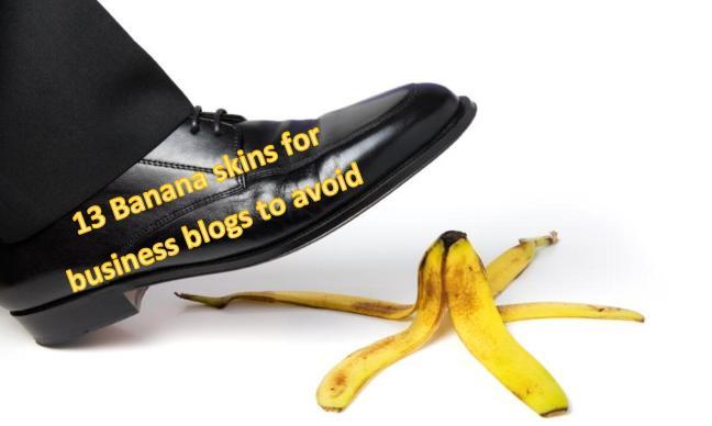 business blog errors to avoid