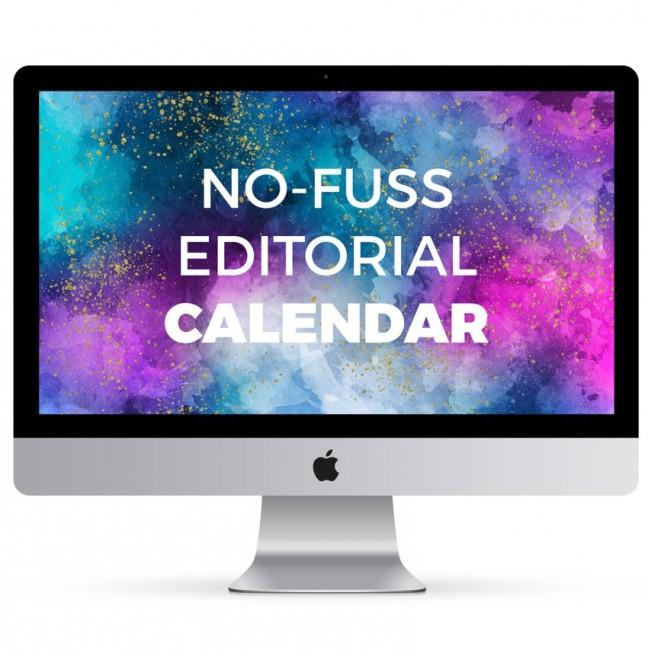 business blog calendar